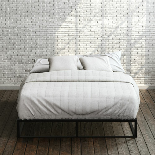 Studio Home Black Pilato Bed Frame
