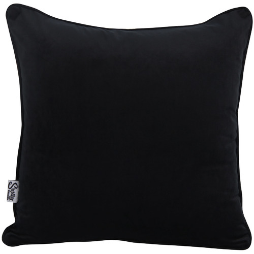 Sway Living Solid Piped Velvet Cushion