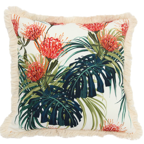 Floral Xanadu Cushion