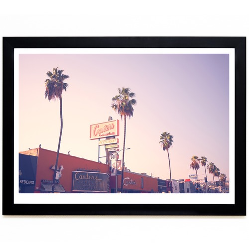 Elle Green Photo Canters Deli Printed Wall Art