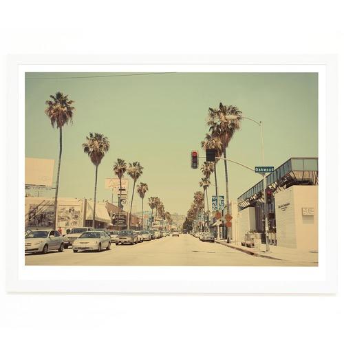 Elle Green Photo Oakland & Fairfax Printed Wall Art