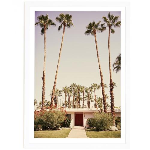 Elle Green Photo Palm Springs Vista Las Palmas Printed Wall Art
