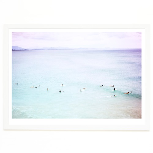Elle Green Photo The Pass Printed Wall Art