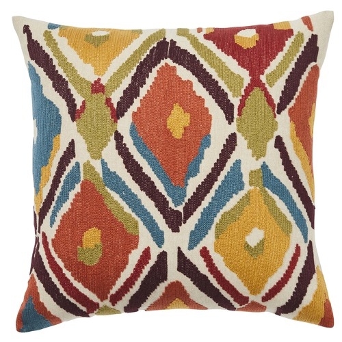 Weave Summer Anise Cotton Cushion