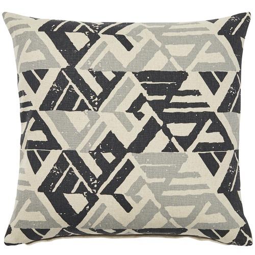 Kimya Linen Blend Cushion