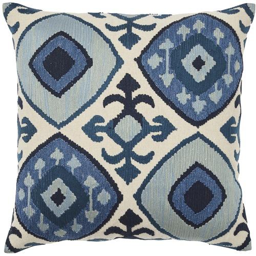 Weave Pigment Kazu Cotton Cushion
