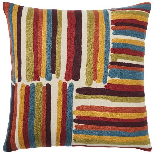 Weave Summer Masala Cotton Cushion