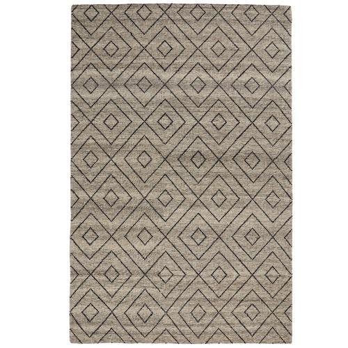 Weave Grey Makalu Hand-Woven Rug