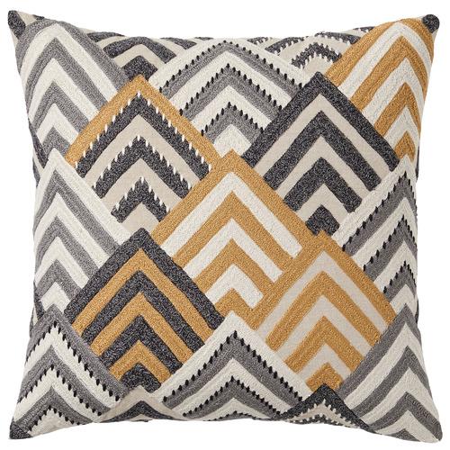 Weave Dijon Aldo Cotton Cushion