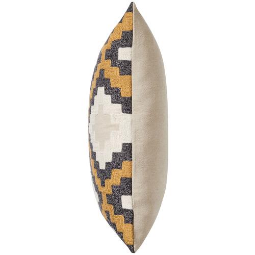 Weave Dijon Getty Cotton Cushion