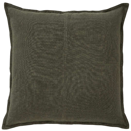 Weave Como Square Linen Cushion
