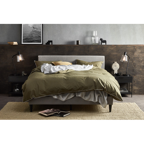 Weave Austin Linen Blend Cushion