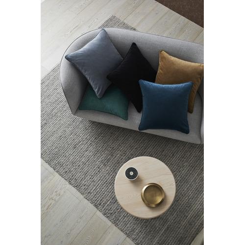 Plain Bold Zoe Velvet Cushion
