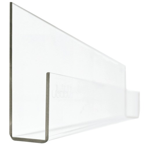 Ubabub Booksee Clear Bookshelves