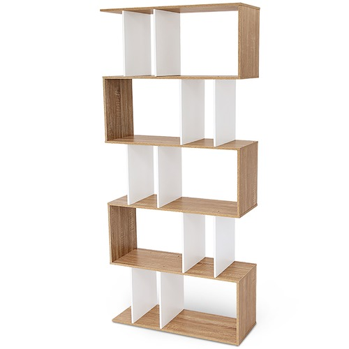 York street Colette 5 Tier Display Shelf