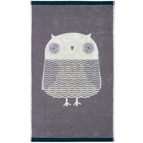 Donna Wilson Owl Cotton Bath Towels