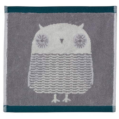Donna Wilson Owl Cotton Hand Towels