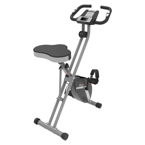 Action Sports Black & Grey Ativafit Exercise Bike