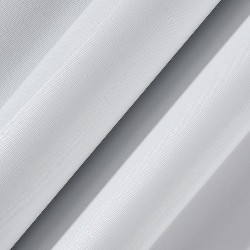 Window Solutions White Torquay Blockout Roller Blind