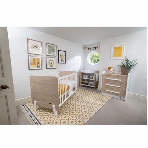 Boori Natty Convertible Cot Bed