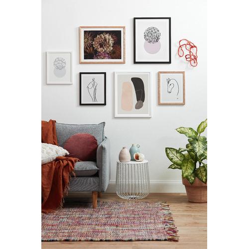 Artefocus Average Element I Framed Wall Art