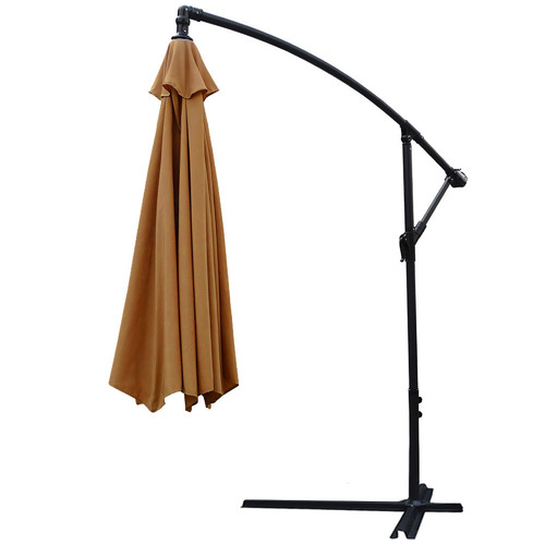 Todo Beige 300cm Outdoor Cantilever Umbrella
