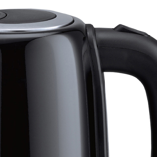Todo 1.7L Cordless Retro-Style Stainless Steel Kettle