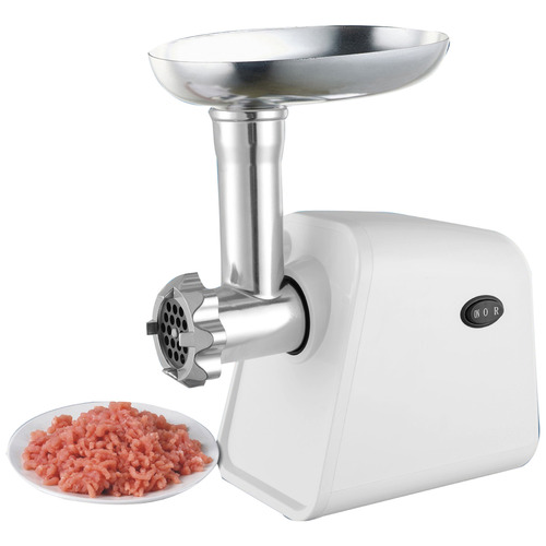 Todo White High-Power Electric Meat Grinder