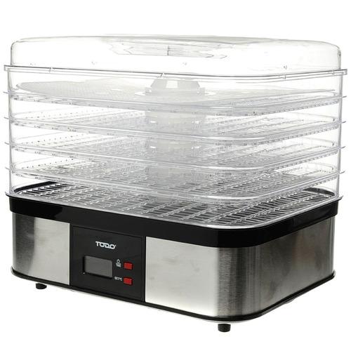 Todo Silver Digital Food Dehydrator