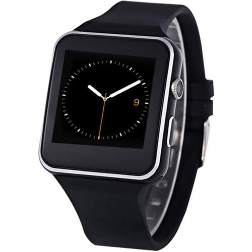 Todo Black Xavier G Sensor Smart Watch