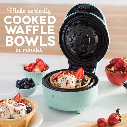 Non-Stick Waffle Bowl Maker