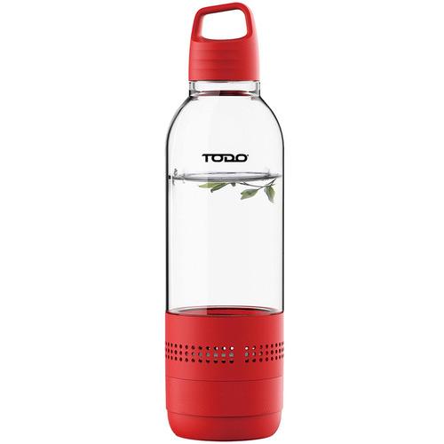 Todo 400ml Water Bottle & Bluetooth Speaker