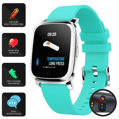 Todo Bluetooth Water-Resistant Smart Watch