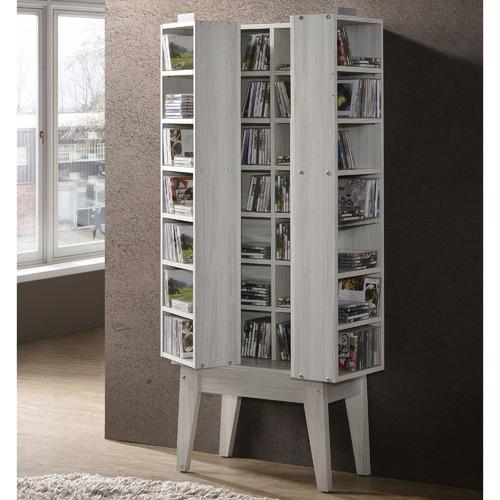 Nordic House Eve Scandinavian Style Multimedia Cabinet