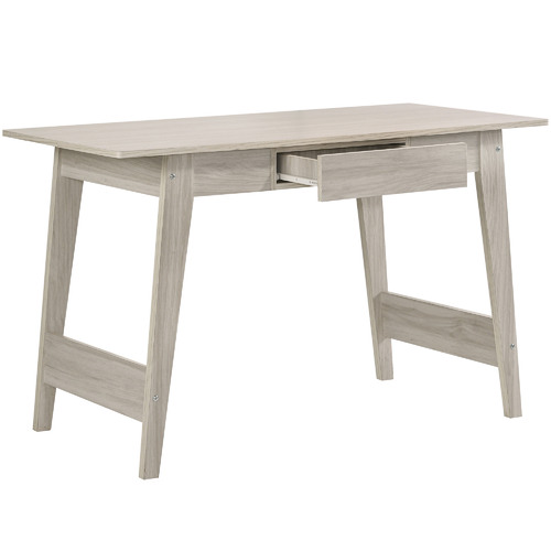 Nordic House White Wash Eve Work Desk