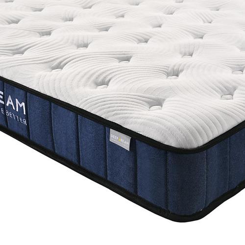 Nordic House Medium Kuna Hybrid Memory Foam Mattress