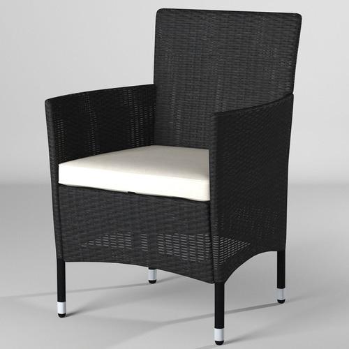 2 Seater Graham Outdoor Lounge Set