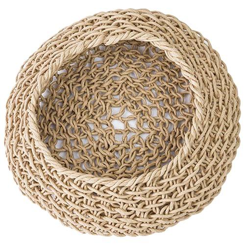 MJG Small Woodland Hand Woven Basket