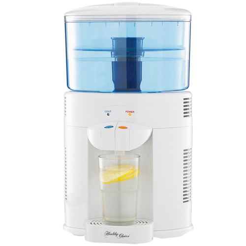 Healthy Choice White 5L Water Cooler