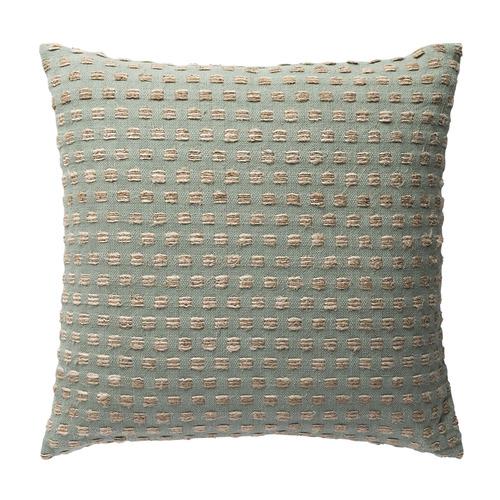 L & M Home Woven Corso Cotton Cushion