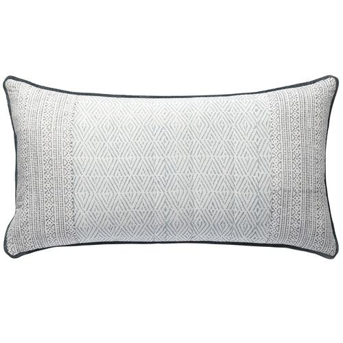 Geometric Monsoon Cotton Cushion