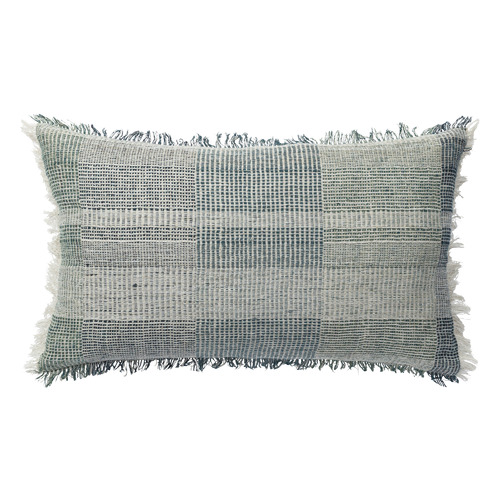 L & M Home Stripe Moreton Linen-Blend Cushion