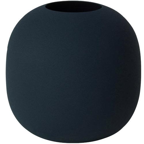 L & M Home Mona Globe Metal Vase