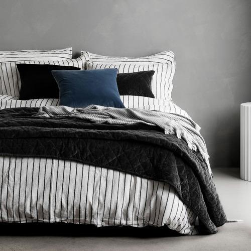L & M Home Etro Cotton-Blend Cushion