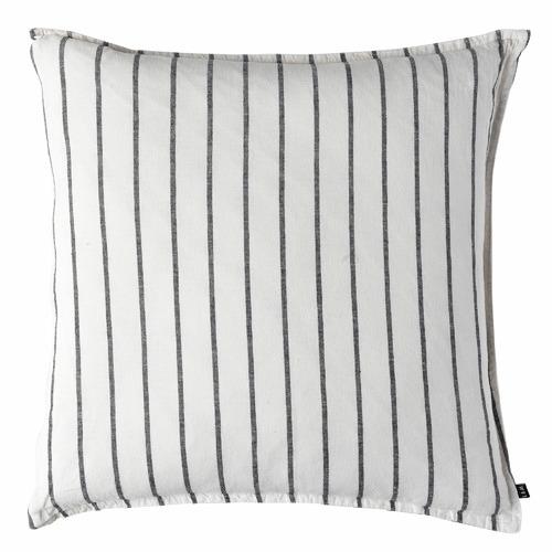 Woven Loft Linen-Blend Cushion