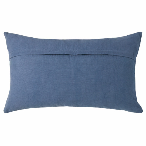 Blue Odin Cotton Cushion