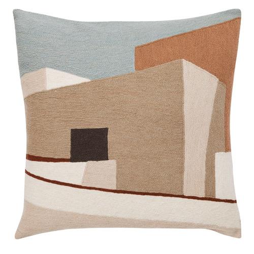Villa Cotton-Blend Cushion