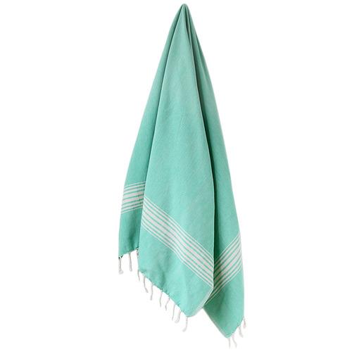 Saarde Emerald Istanbul Cotton Turkish Towel