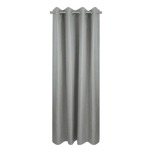 Nettex Ash Porter Single Panel Eyelet Curtain