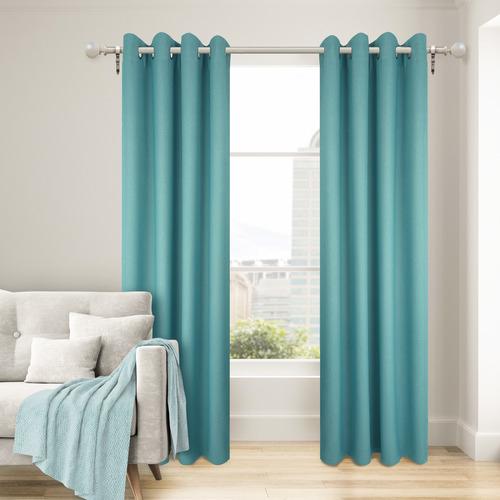 Nettex Duck Bowen Single Panel Eyelet Curtain
